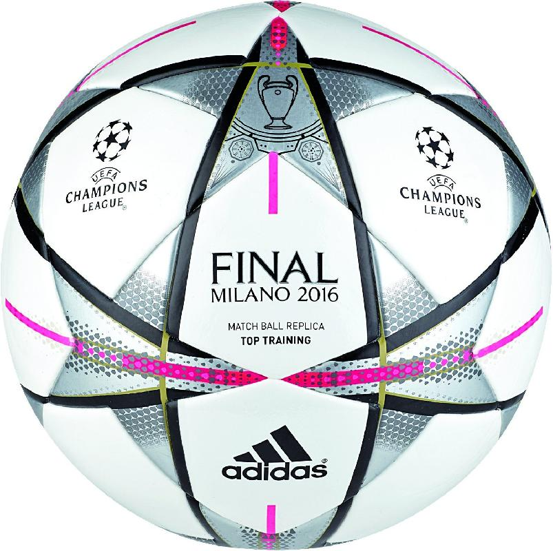Мяч футбольный Adidas Final Milano 2016 Match Ball Replica Top Training G73461